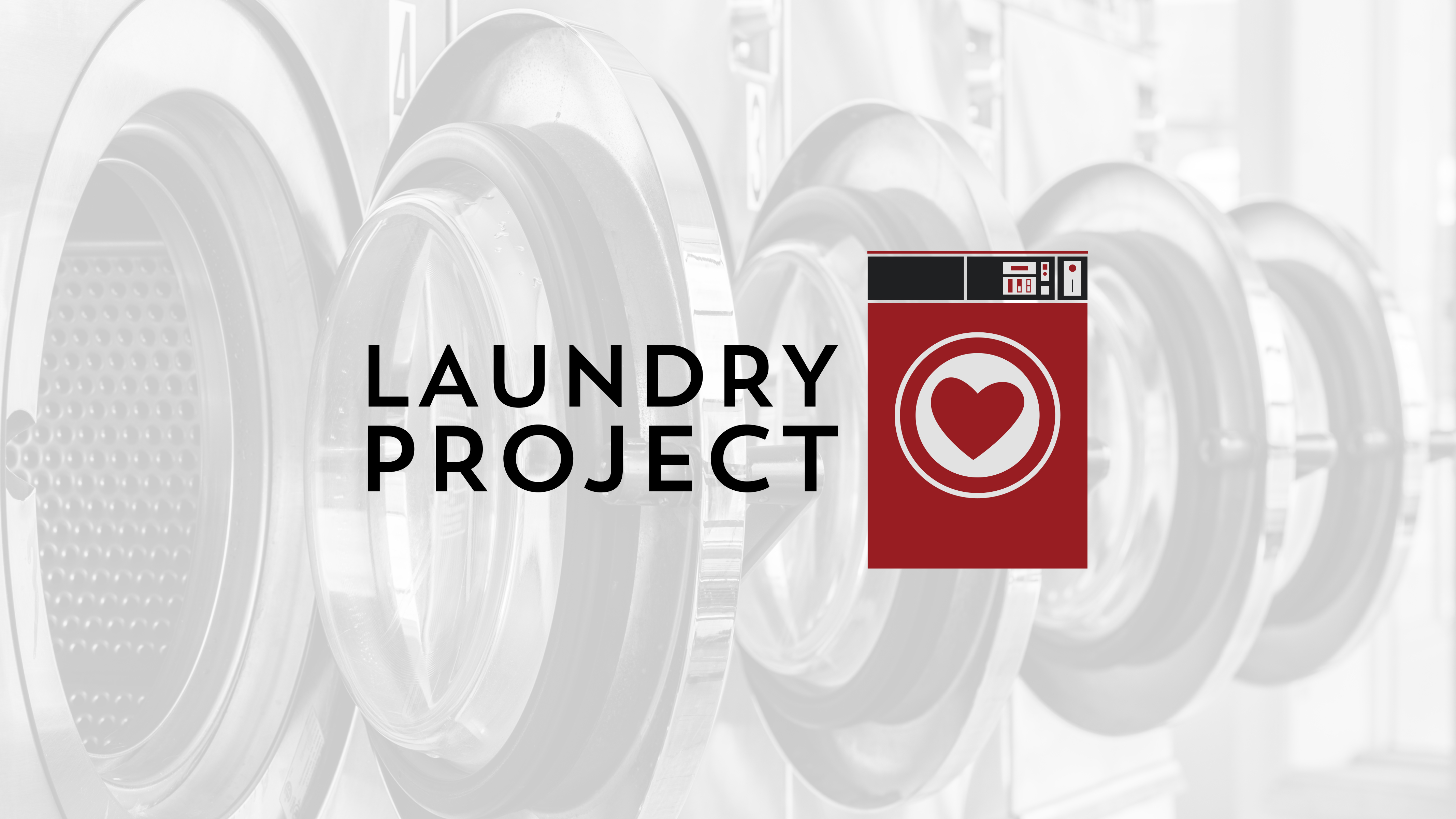 Welcome to the Laundry Project by Current Initiatives