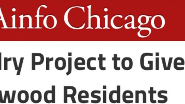 DNAinfo Chicago – Laundry Project