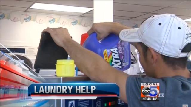 ABC 5 Des Moines – Laundry Project Story #3