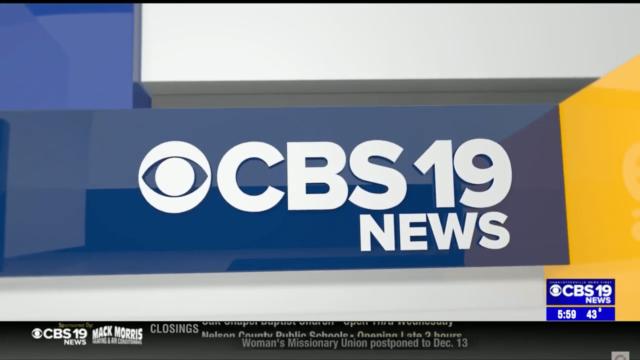CBS 19 News Charlottesville – Laundry Project Story