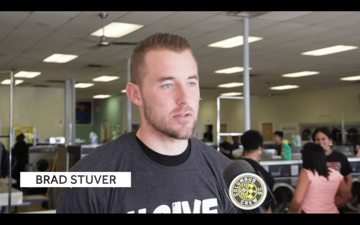 Featured By Columbus Crew SC