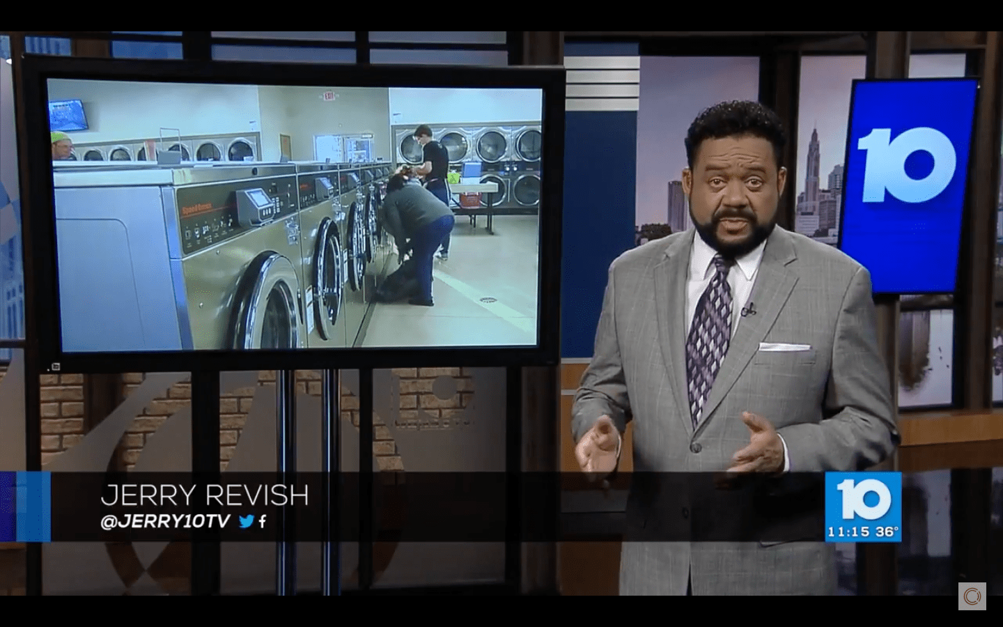 WBNS Channel 10 Columbus – Laundry Project Story