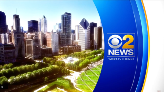 WBBM 2 News Chicago – CLEAN Mural Story