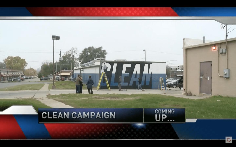 NBC 13 Des Moines – Laundry Project Story #2
