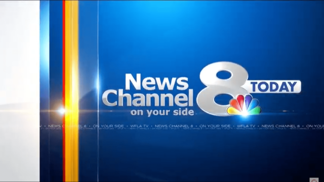 WFLA News Channel 8 – Tampa Bay Laundry Day Promo