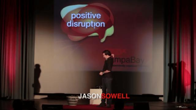 TEDxTampaBay – Laundry Project