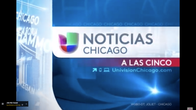Univision Chicago – Laundry Project Story