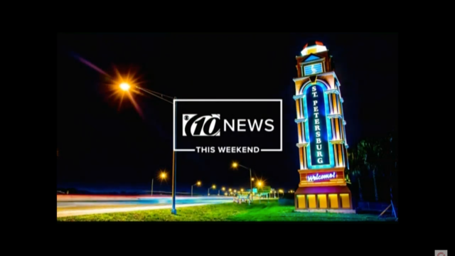 WTSP Channel 10 News Tampa Bay – St Pete Laundry Project Story