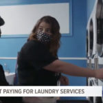 WKRN News 2 Nashville – COVID-19 Laundry Project Story