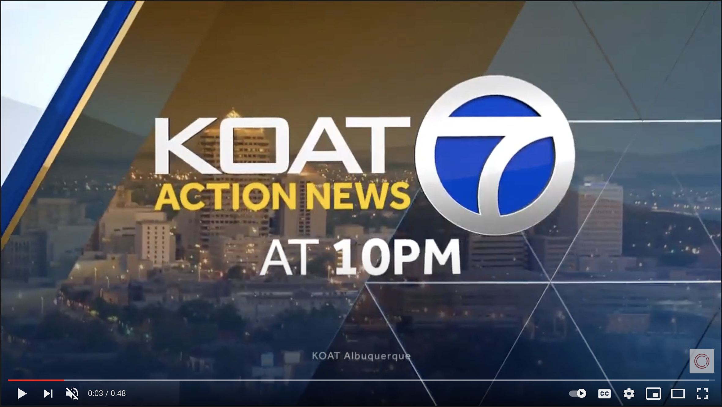 KOAT Albuquerque – Laundry Project x The Curse Story